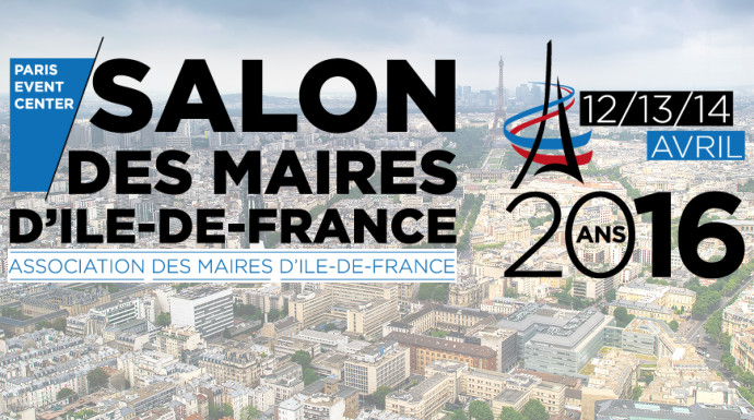 Le groupe mgc au salon des maires d le de france - Salon des maires d ile de france ...
