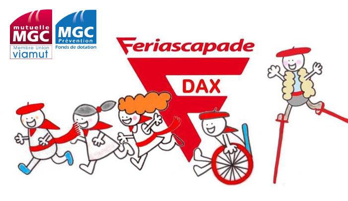 Groupe MGC partenaire de la Feriascapade 2016